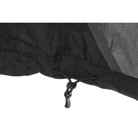 asics Packable Löparjacka Herr dark grey/performance black